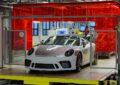 L'ultima Porsche 911 della generazione 991