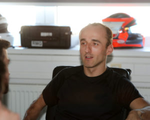 La Racing Point interessata a Kubica