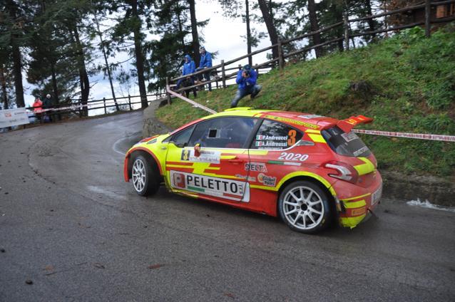 UcciUssi sul podio del 28° Rally Il Ciocchetto