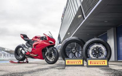 Pirelli primo equipaggiamento per le principali novità moto 2020