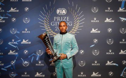Hamilton: la dieta vegana e via la pelle dalle Mercedes…