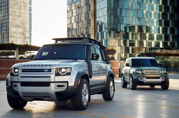 Jaguar Land Rover e le novità al CES