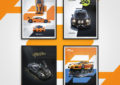 "Automobilist presenta ""McLaren F1 GTR / LM Collection"""