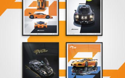 "Automobilist presenta ""McLaren F1 GTR / LM Collection"""