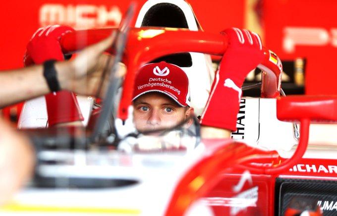 Mick Schumacher: obiettivo Titolo F2 e debutto in F1 nel 2021