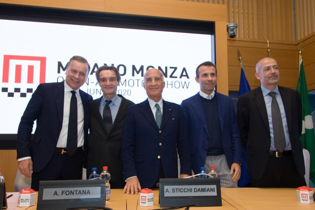 Milano Monza Motor Show: nuovi dettagli sulla festa dei motori