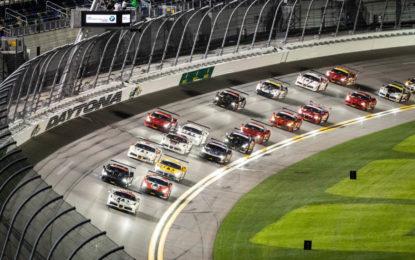 Ferrari Challenge: conclusione-show a Daytona