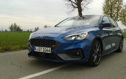 Nuova Ford Focus ST: specie protetta