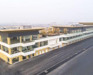 Vietnam: completato l'Hanoi Circuit Pit Building