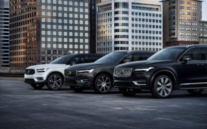 Volvo Cars lancia in Europa Stay Home Store