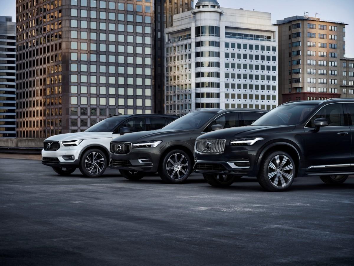 Volvo Cars: misure per contrastare l'impatto del coronavirus