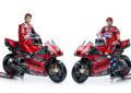 Ecco la Ducati Desmosedici GP20 di Dovizioso e Petrucci