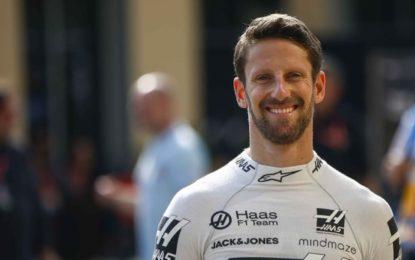 """Grosjean: """"Il dopo-F1? Ci penso e ho molti progetti…"""""""