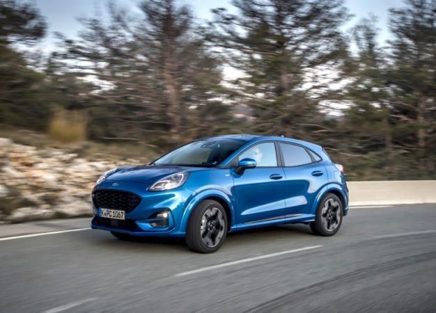 Ford presenta la nuova Puma
