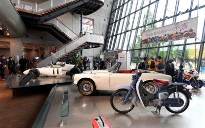 Honda Collection Hall di Motegi: il sogno degli appassionati