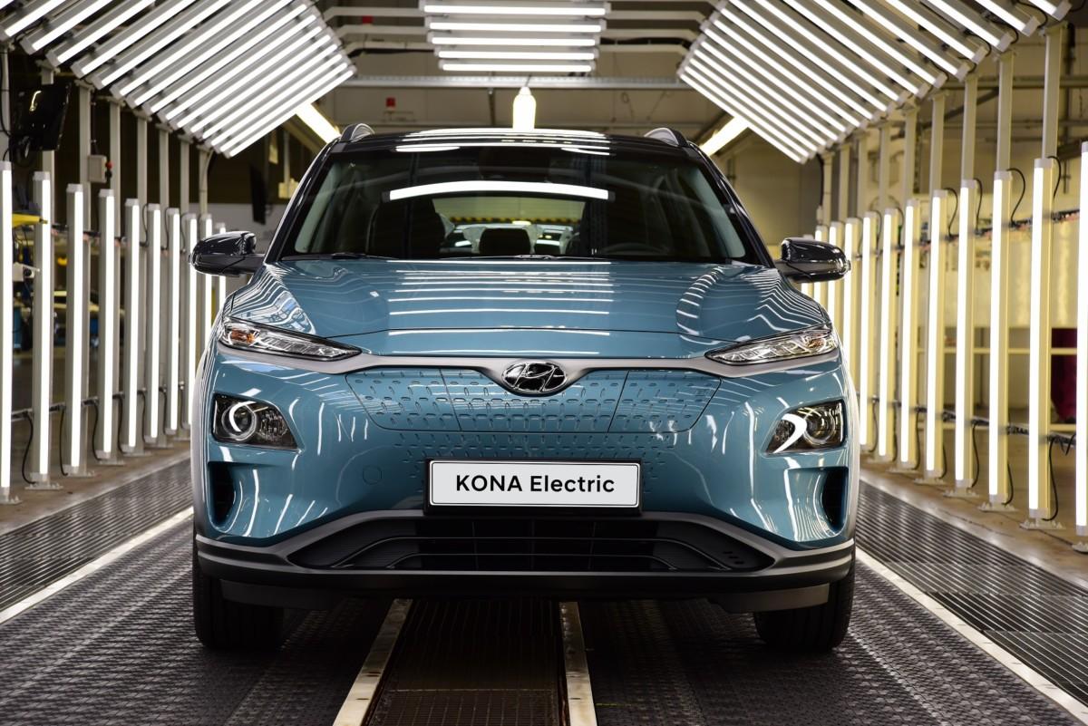 Hyundai aumenta la produzione di Kona Electric per l'Europa