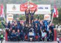 WRC: Hyundai apre il 2020 con la prima vittoria a Monte-Carlo