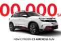 Nuovo SUV Citroën C5 Aircross oltre quota 100mila