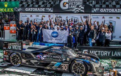 Daytona: primo e terzo posto per le Cadillac firmate Dallara