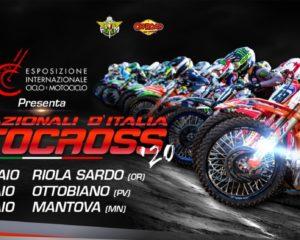 EICMA title sponsor Internazionali d'Italia Motocross 2020