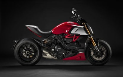 Good Design Award al Ducati Diavel 1260 S