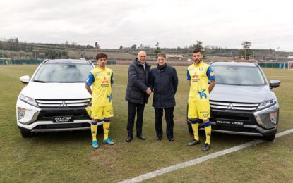 Mitsubishi Motors First Partner dell'A.C. ChievoVerona