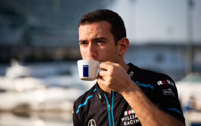 Lavazza entra in F1 come Official Team Partner Williams