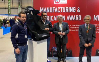 Sparco: all'Autosport International un premio e le novità 2020