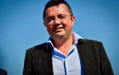 Eric Boullier Managing Director del GP di Francia