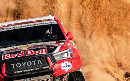 Dakar 2020: Toyota Gazoo Racing 2° con Al-Attiyah. Alonso conclude 13°