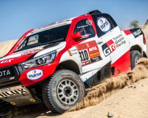 Dakar: Alonso e Coma nella top 5 dopo la terza tappa