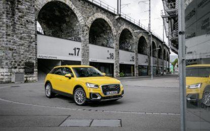 Audi Q2 e Audi A1 2020