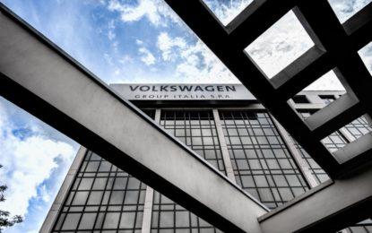 Volkswagen Group Italia: variazioni organizzative