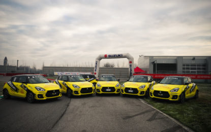 ACI Rally Italia Talent e Suzuki Swift Sport: selezioni in Toscana