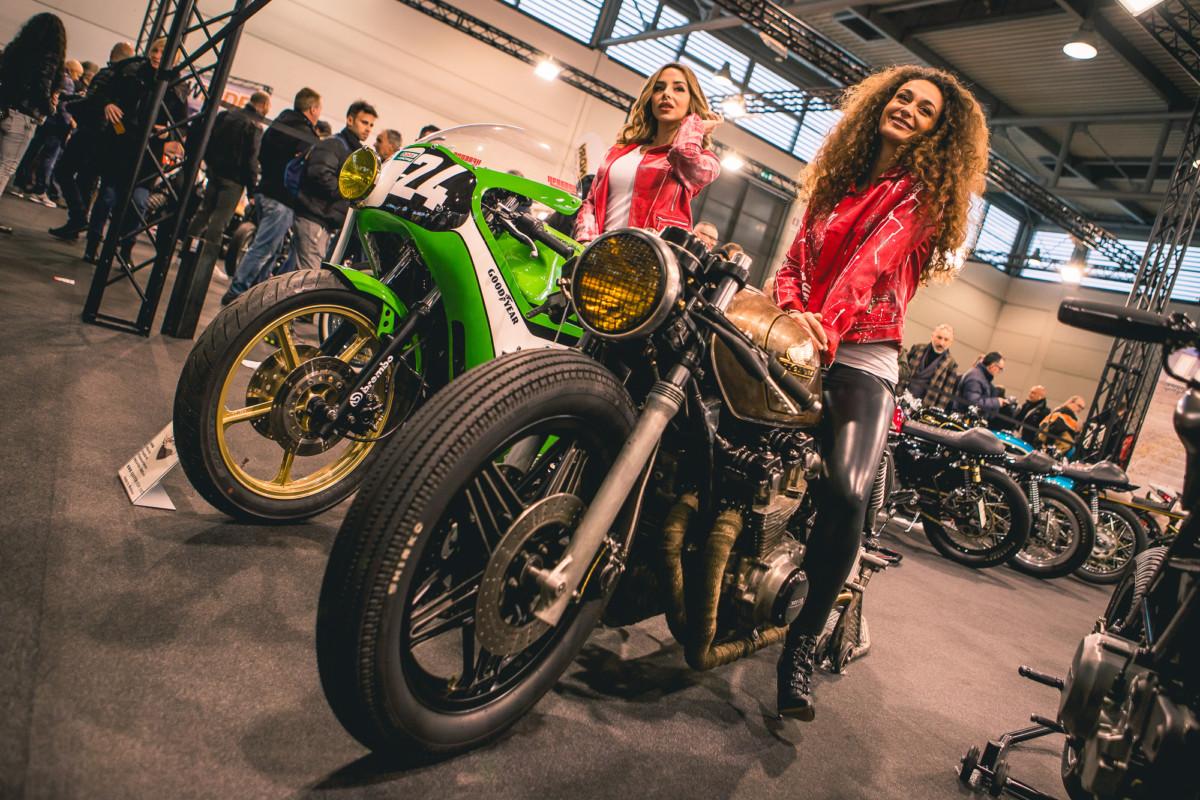 A Veronafiere quattro giorni di Motor Bike Expo 2020