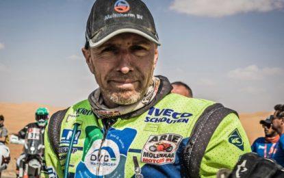 Edwin Straver seconda vittima della Dakar 2020