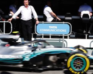 Formula 1 perde Tata Communications e 26 milioni di dollari