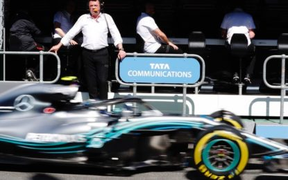 Formula 1 perde Tata Communications e 26 milioni di dollari