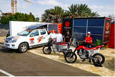 La Dakar si prepara a un futuro elettrico