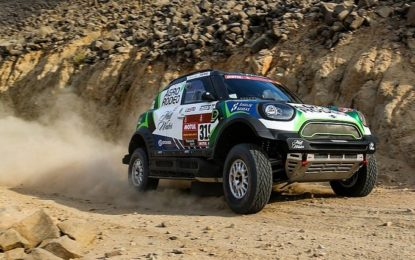 Dakar: il primo giorno a Zala e Price. Alonso 11°