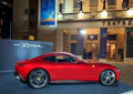 La Ferrari Roma esposta per i 150 anni di Roma Capitale