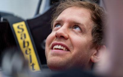 Vettel: primo appuntamento con la Ferrari 2020