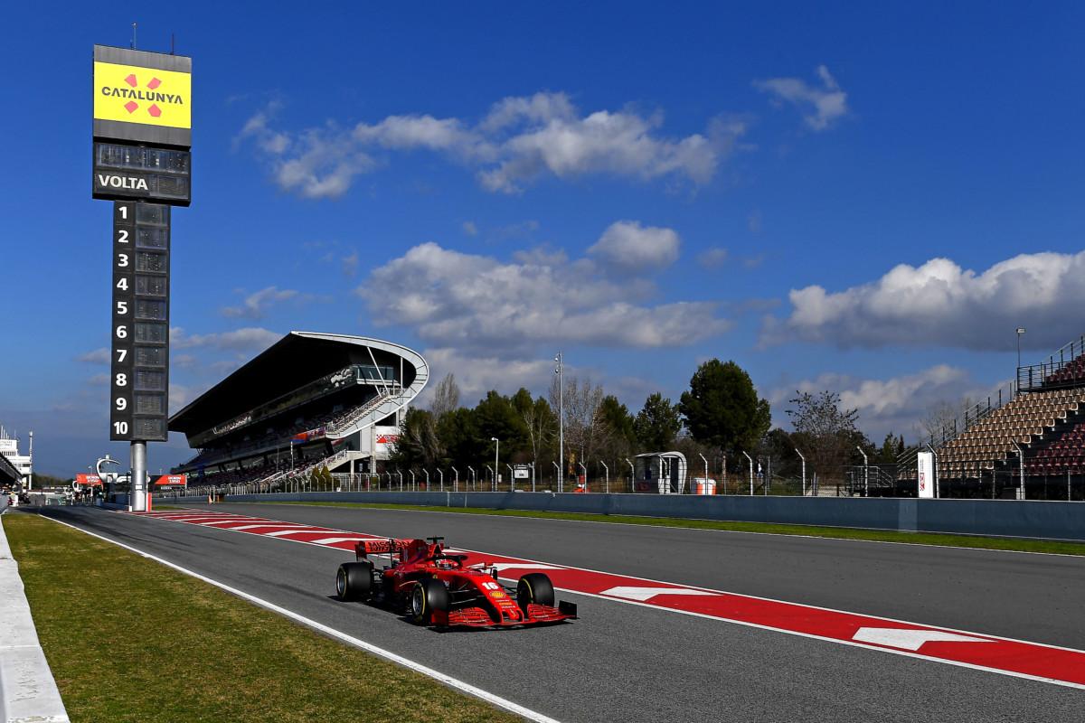 Spagna: la Ferrari decide il cambio telaio per Vettel