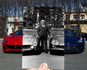 La Ferrari ricorda il compleanno del Commendatore