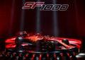 Debutto teatrale per la Ferrari SF1000