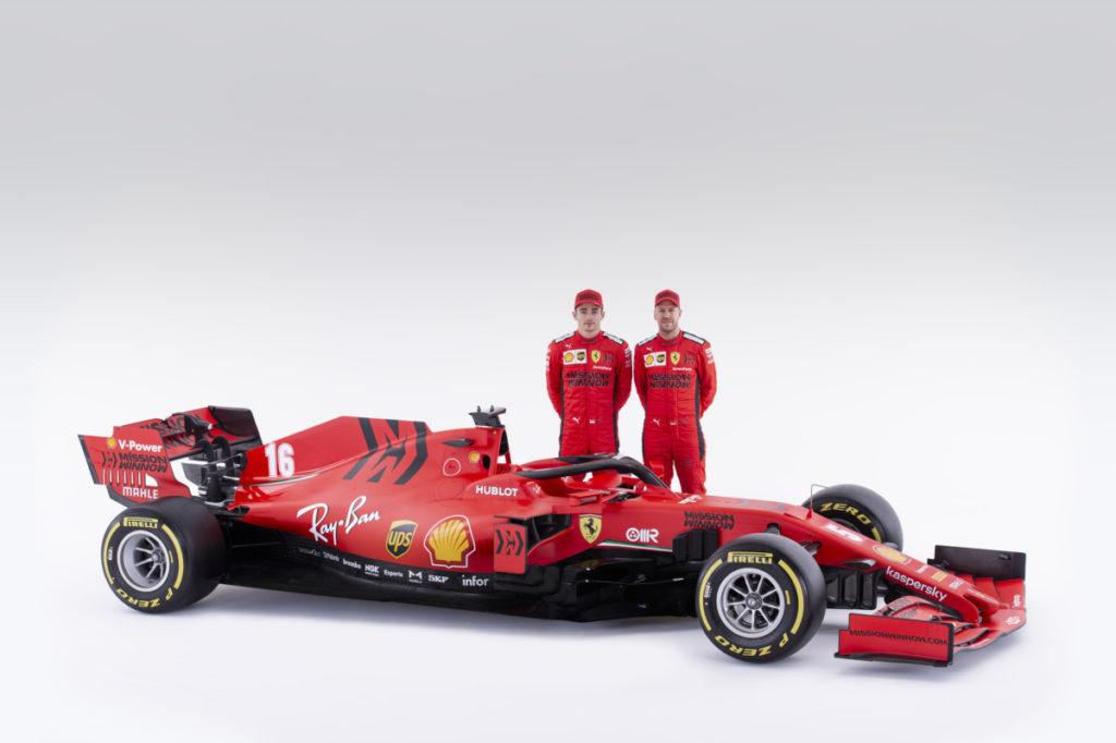 MARANELLO 10 – 12/02/2020 – credit: © Scuderia Ferrari Press Office