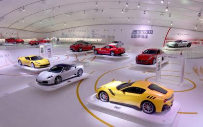 """""""Ferrari Grand Tour"""": la nuova mostra al MEF di Modena"""