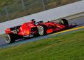 Ferrari: la prima sessione di test si chiude con 354 giri. E un problema alla PU