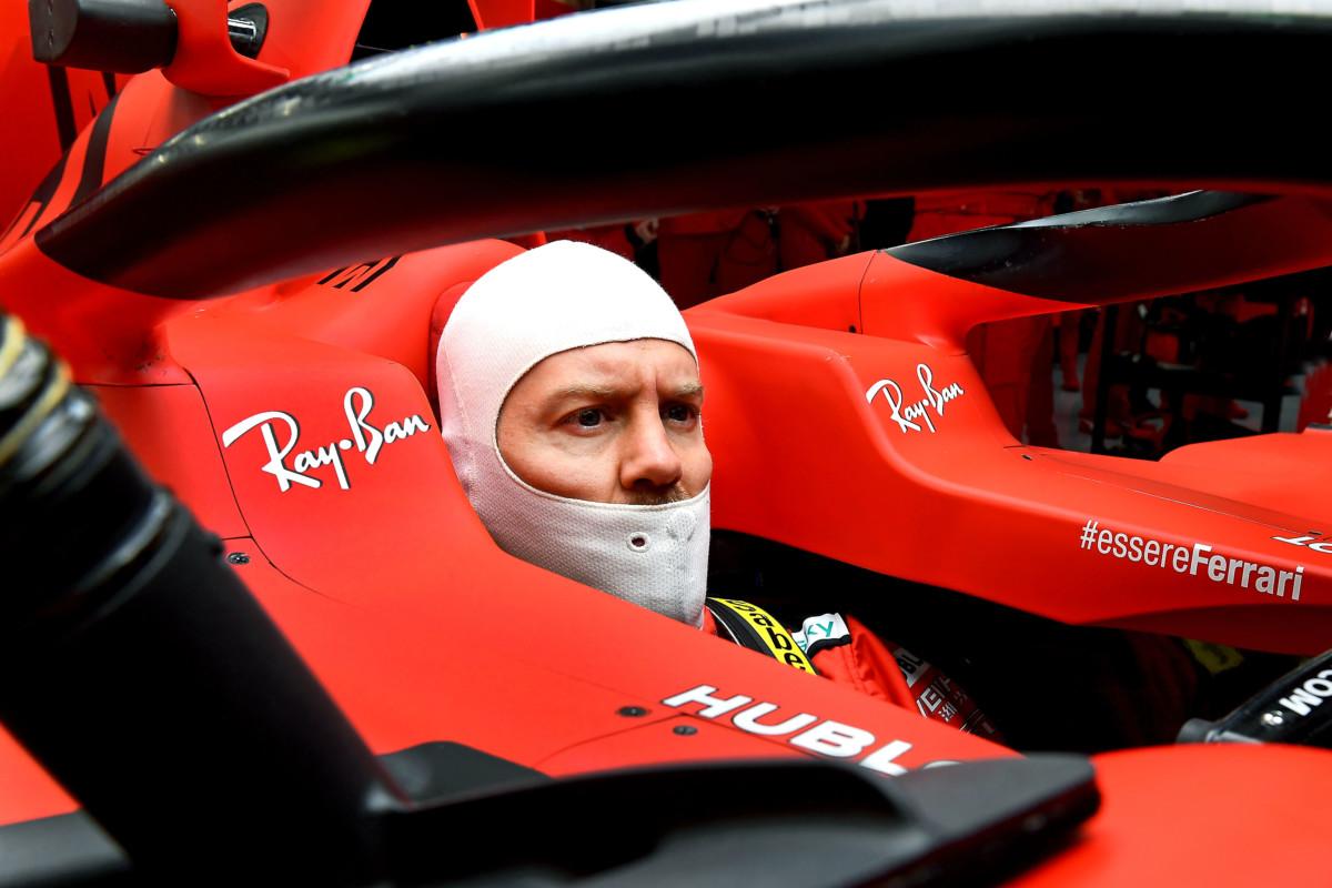 """Vettel: """"Mi piace e mi diverto, ma non correrò in F1 fino a 40 anni"""""""