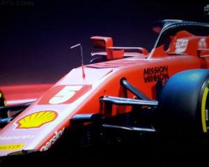 Ferrari SF1000: il mito, oltre il font del numero